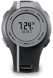 Garmin Forerunner 110 GPS-Enabled Unisex Sport Watch (Black) (Discontinued by Manufacturer)