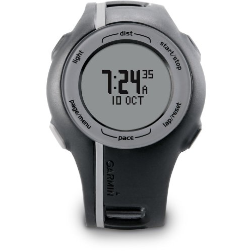 Garmin Garmin Forerunner 110 GPS-Enabled Unisex Sport Watch (Black)