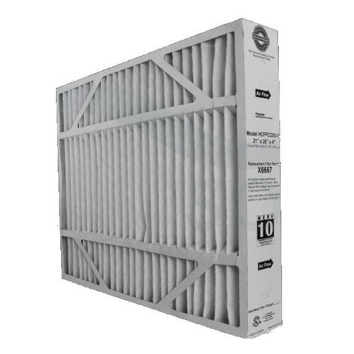 Lennox Corporation X6667 Filter 21x26x4 MERV 10