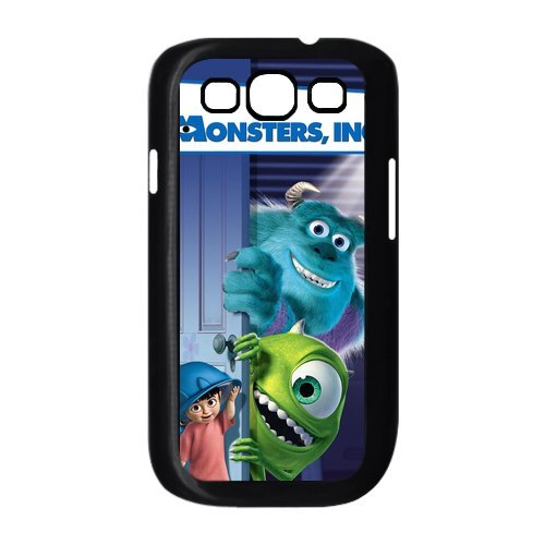 Monster Inc Samsung Galaxy S3 I9300 Case Hard Snap On Case for Samsung Galaxy S3 I9300 (Monsters Inc Galaxy S3 Case compare prices)