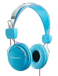 Ministry of Sound EX911-BP HK Pure Kandi Headphones (Blue/Pink)