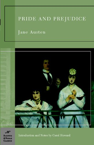 Cover of Pride and Prejudice (Barnes & Noble Classics)