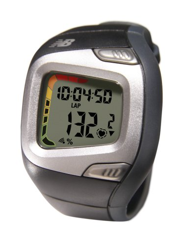 New Balance HRT Max Graphite Fitness monitor