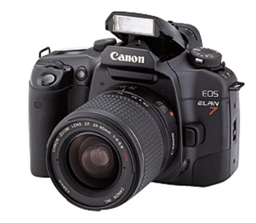 Fantastic Deal! Canon EOS Elan 7 35mm SLR Camera Kit w/ 28-90mm Lens (Discontinued by Manufacturer)