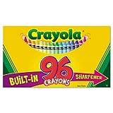 Binney and Smith Crayola(R) Standard Crayon Set, Big Box Of 96