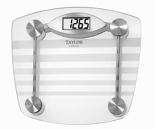 Cheap Taylor 7507 Lithium Tempered Glass and Chrome Scale (B0009WRJMG)