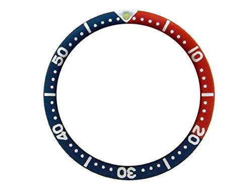 pepsi-colore-blu-rosso-lunetta-di-ricambio-per-7s26-scuba-diver-skx007-009-parti