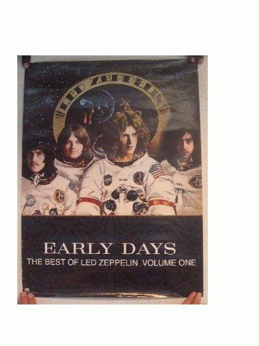 Led Zeppelin Poster 'Early Days The Best Of Led Zeppelin Volume I'