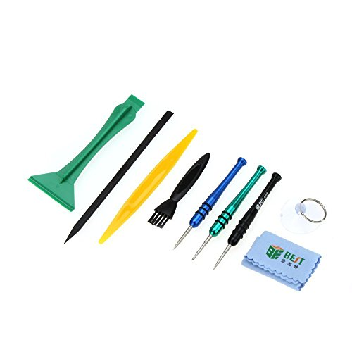 BEST BST-606 9-in-1 Screwdriver Disassemble Tool Set for iPhone 4 4s 5c 5s