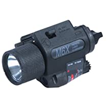 Insight M6X Weapon Light with Laser for Glock