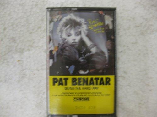 Pat Benatar Seven The Hard Way Cassette front-402022
