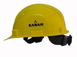 Karam PN521_5 Safety Helmet, Yellow
