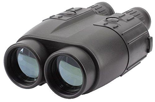 Newcon Optik Laser Rangefinder Binocular, Black LRB