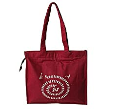 Avni Women's Handbag (Maroon) (AFAS103)