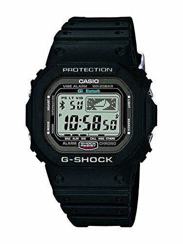[カシオ]Casio 腕時計 G-SHOCK Bluetooth ver4.0対応 GB-5600B-1JF メンズ