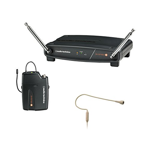 Audio-Technica Atw-801/H92-Th-T3 Wireless Headworn Microphone System front-181583