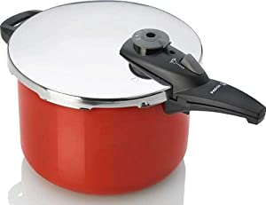 Fagor 8 Quart Cayenne Pressure Cooker by Fagor