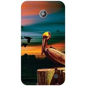 Nokia Lumia 630 Back Cover - Abstract Designer Cases