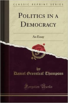 why democracy is the best form of government essay