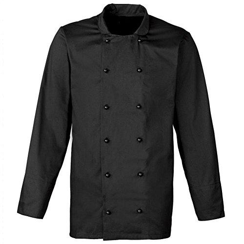 nero-chef-giacca-cappotto-da-full-maniche-unisex-executive-uniforme-ins12-black-l