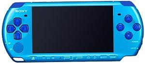 PSP「プレイステーション・ポータブル」 バリュー・パック スカイブルー/マリンブルー (PSPJ-30027)