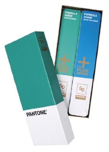 Pantone, Formula guide, guida colori su carta patinata e non
