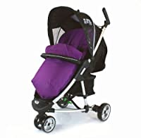 Baby Travel Universal Foot Muff (Plum) from Baby Travel