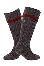 Heavyweight Chunky Knit Welly Boot Walking Socks