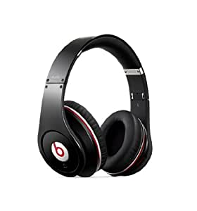 Monster Beats by Dr. Dre Studio High Definition OverEar-Kopfhörer (Active Noise Cancelling, faltbares Design) schwarz