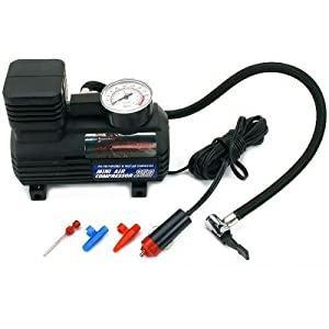 250psi Portable Air Compressor Automotive 12V Tools