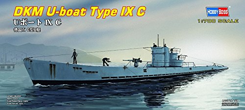 Hobby Boss DKM U-Boat Type IXC Boat Model Building Kit