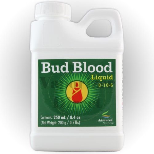 Advanced Nutrients Bud Blood Bloom Booster Liquid - 250mL philips satinshave advanced brl140
