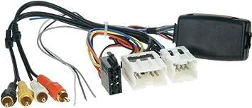 ACV Electronic Adaptateur de commande au volant pour autoradio Pioneer de Nissan Navara, X-Trail Sport + SVE, 350Z, Murano