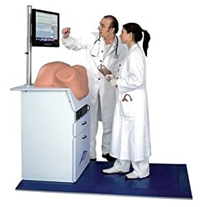 American 3B Scientific Part # P80 SIMone Birthing Simulator