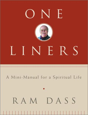 One-Liners: A Mini-Manual for a Spiritual Life