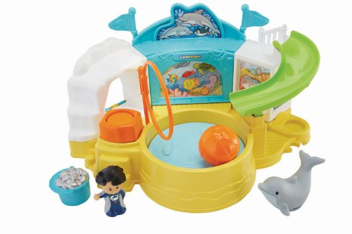 Fisher-Price Little People Aquarium Visit