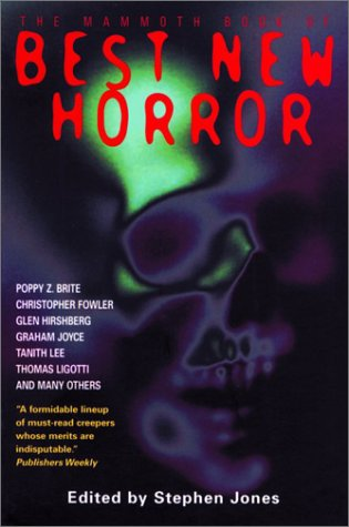 Best New Horror (Mammoth Book Of Best New Horror) front-711240