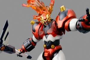 MAX合金 神魂合体ゴーダンナー (ダイキャスト製可動モデル)