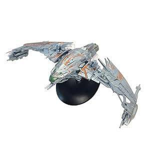 Star Trek Starships Figurine Collection Magazine Special #4 Klingon Patrol Ship