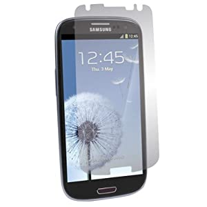 ScreenGuardz HD Anti-glare Anti-fingerprint Screen Protector for Samsung Galaxy S III