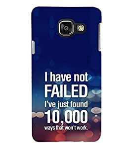 ifasho Designer Phone Back Case Cover Samsung Galaxy A3 (6) 2016 :: Samsung Galaxy A3 2016 Duos :: Samsung Galaxy A3 2016 A310F A310M A310Y :: Samsung Galaxy A3 A310 2016 Edition ( DJ Guitar Oil Paint Look Finish Colorful Pattern Design )