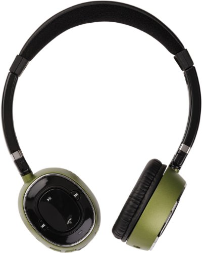 Supertooth Melody Bluetooth Stereo Headset - Retail Packaging - Green