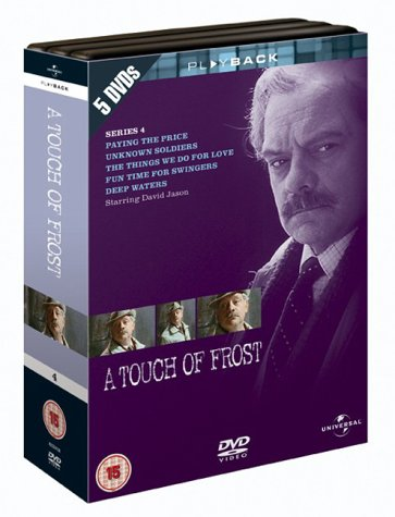 A Touch of Frost: Series 4 [DVD] [1992]