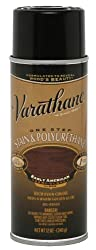 Rust-Oleum VARATHANE Stain & Polyurethane Spray for Interior Furniture and Wood Polish, Early American