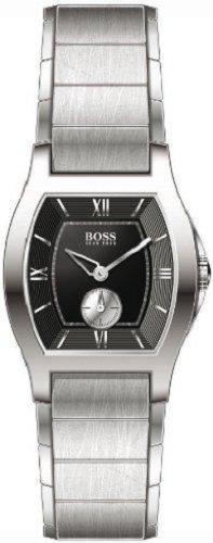 Hugo Boss Lounge 1502035 - Reloj de mujer de cuarzo, correa de acero inoxidable color negro