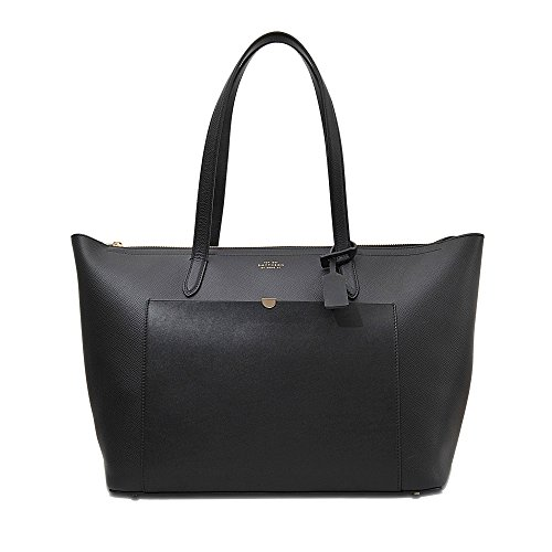 panama-east-west-zip-tote-black-bag
