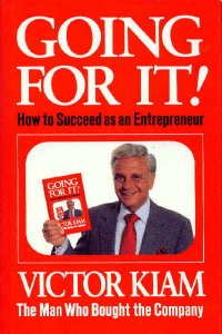 Image for Going for It!: How to Succeed As an Entrepreneur