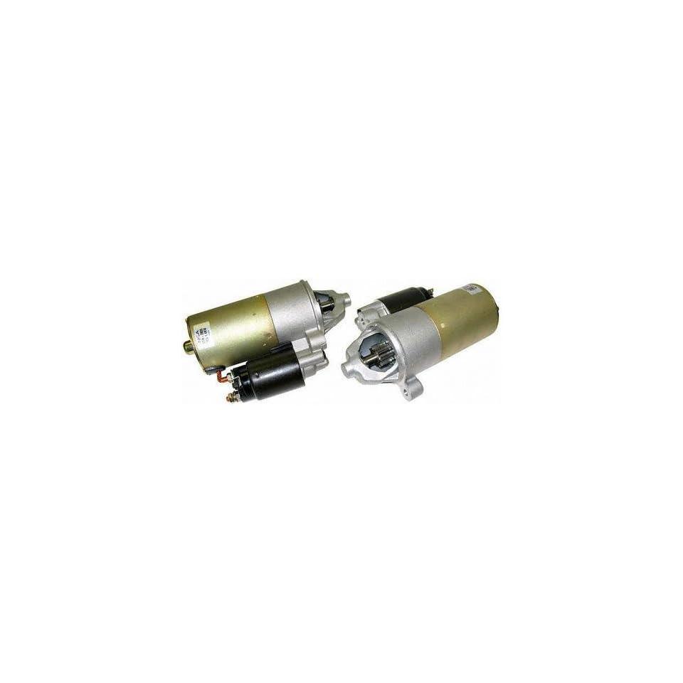 92 96 FORD AEROSTAR STARTER VAN, V6, 3.0L, Ford; Can Use {3272} Ign. Stud, Permanent Magnet Gear Reduction Starter, Fuel Injection. (1992 92 1993 93 1994 94 1995 95 1996 96) USSTR 2805