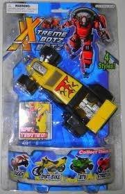 Xtreme Botz Car Transformer