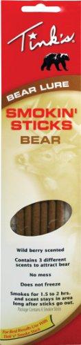 Best Review Of Tink's Bear Smokin Sticks (6 Pack)